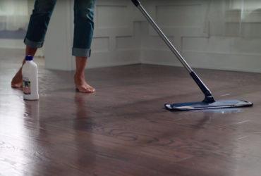 Polering av gulv